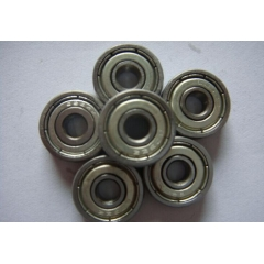 Small Deep Groove Ball Bearings